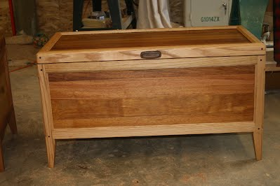 Hope Chest for Pete and Crystal